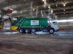 WM Mack MR / McNeilus REL - 307340 ** (FormerWMDriver) Tags: station trash truck garbage mr rear dump wm management rubbish end waste refuse transfer loader load mack inc rl landfill sanitation rel mcneilus rearloader rearload