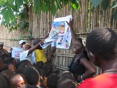 Día Mundial del Agua en Cabo Delgado