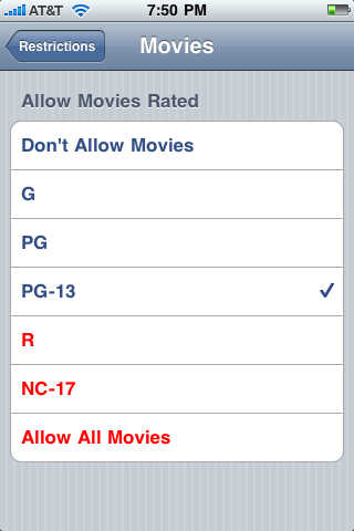"Nc 17 Rated Movies. ""R"" and ""NC-17"" movies were"