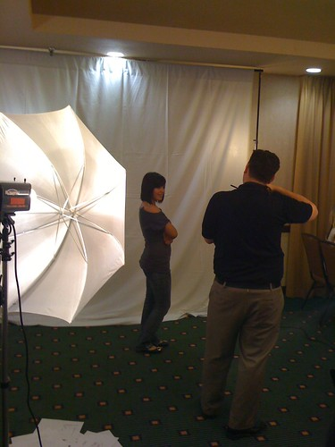 Photoshoot at the Modesto, CA Open Calls