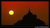 France Coucher de soleil au Mont St Michel sunset (franchab) Tags: sunset sun france soleil normandie michel mont montstmichel couché franchab wwwfranchabphotographefr