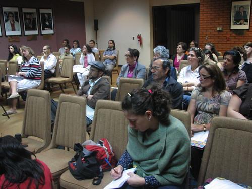 Precongreso - Conferencia Pablo Amster en el CENAT