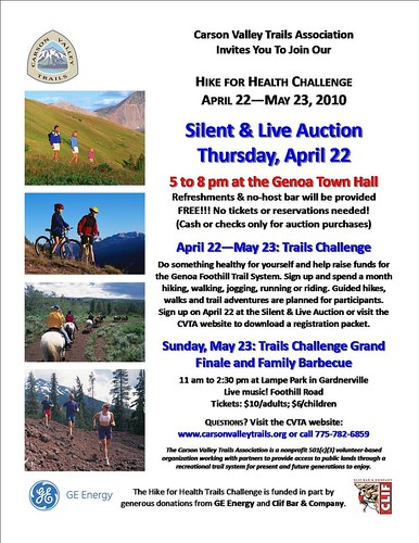 2010 Hike for Health Trails Challenge Flyer Final2