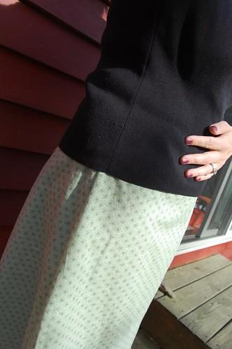 5 min. (no wait, 5 hr.) skirt