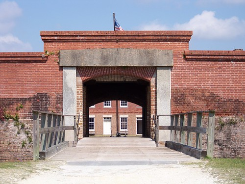 Fort Clinch on Amelia Island