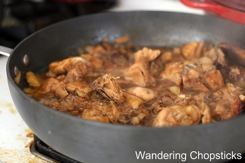 Ga Kho Gung (Vietnamese Braised Chicken with Ginger) 4
