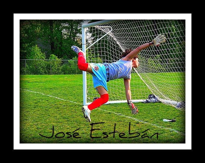 Jose Esteban Goalkeeper