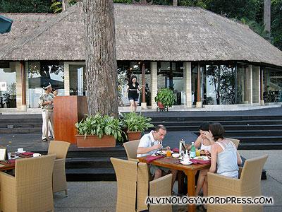 Treetops restaurant