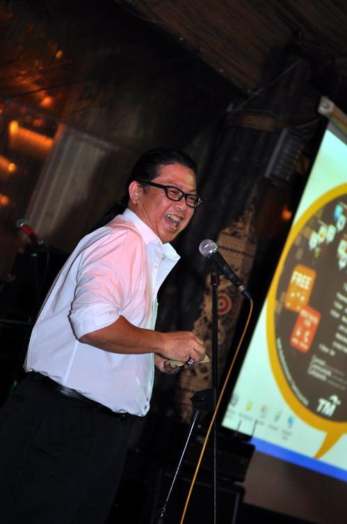 Jeremy Kung CEO of TM Net 1