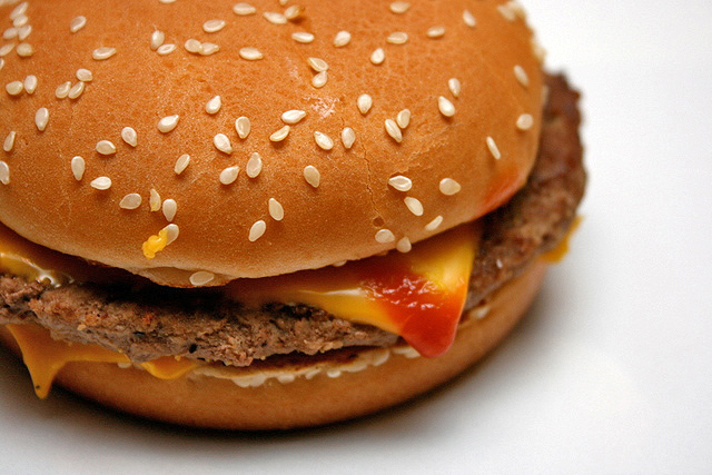 McDonald's Quarter Pounder with Cheese