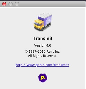 Transmit 4.0 screenshots