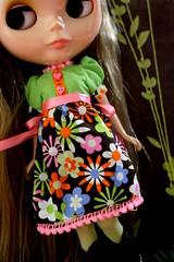 Floral Dress for blythe