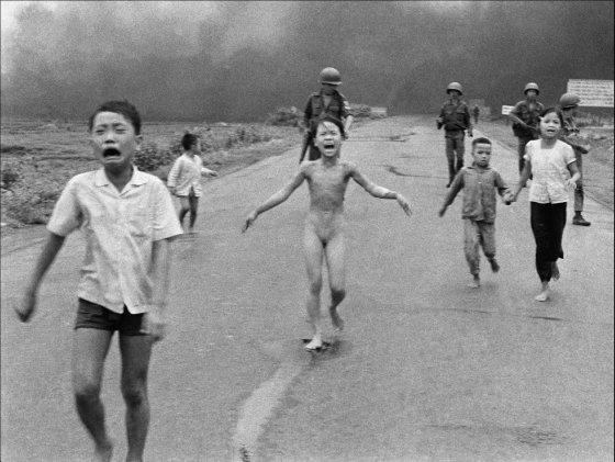 Vietnan, víctimas de la guerra