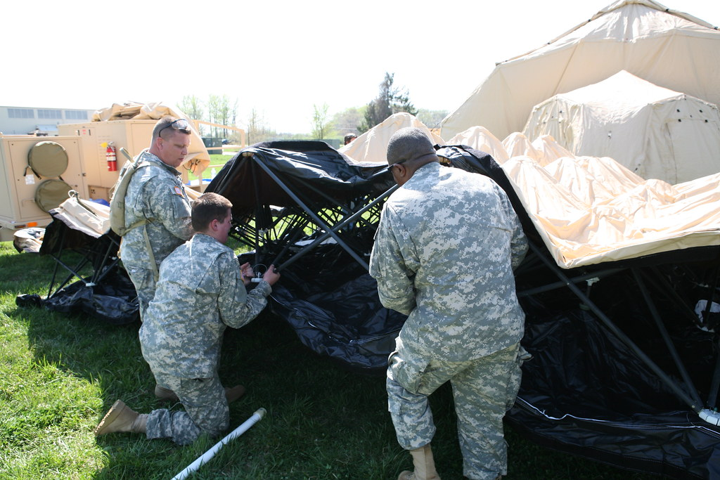 IMG_7191 (Maryland National Guard) Tags training tent sicps & The Worldu0027s newest photos of sicps and tent - Flickr Hive Mind