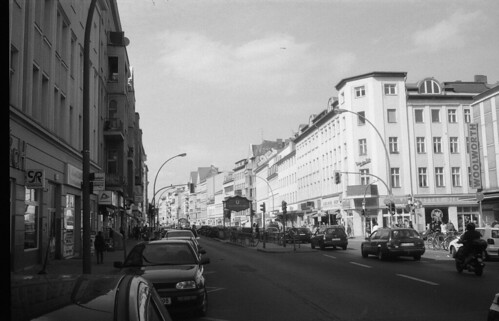 Karl-Marx-Str. / April 2010