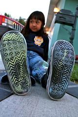 feet (gabriellaflom) Tags: feet kids chalk