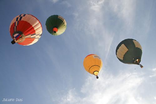 22º Festival internacional de Balonismo