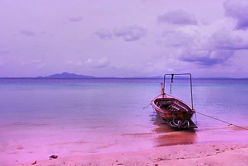 Pink Phi Phi Islands