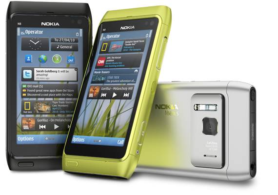 Nokia N8 - Themes, Wallpapers, Apps and more ~ KreativeGeek