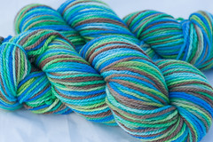 *Pre-Order*Good Earth on Yarn of choice (...a time to dye)