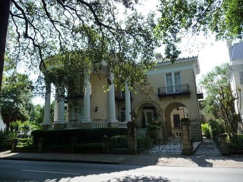 old savannah house.