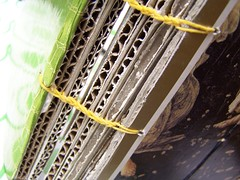 yellow threads