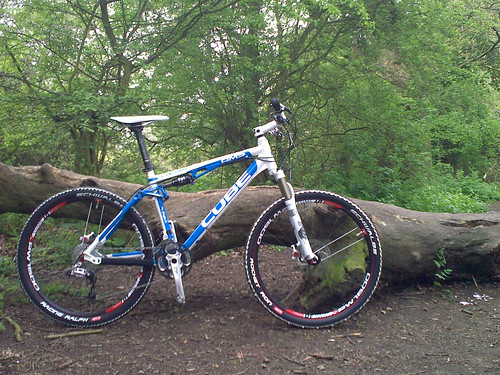 Fast Bike For Xc/trails