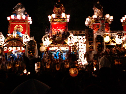 2007年度うちわ祭最終日
