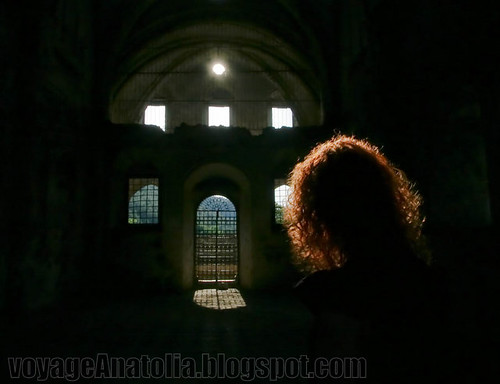 Inside Abandoned Church by voyageAnatolia.blogspot.com