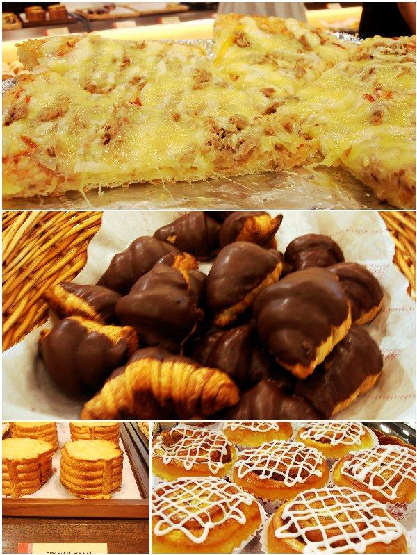 Levain Boulangerie pastries