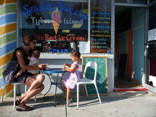 tybee island ice cream.
