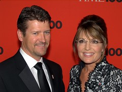 Todd Palin + Sarah Palin by David Shankbone 2010