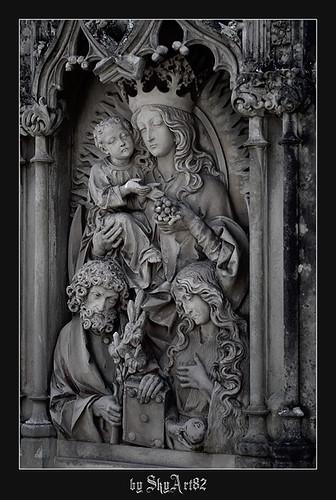 St. Matthias Cemetery Trier - 12