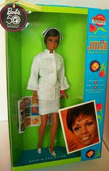 Julia  repro  dollie (napudollworld) Tags: new turn star tv julia legs barbie waist carroll reproduction mattel bendable diahann twistn