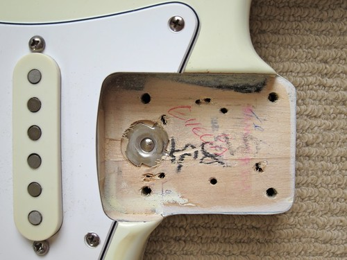 Fender 174 Forums View Topic American Std Strat Neck