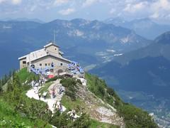 'Orlovo gnezdo' (jecadim) Tags: germany landscape hitler eaglenest obersalzberg kehlstein orlovognezdo nemačka 1834m