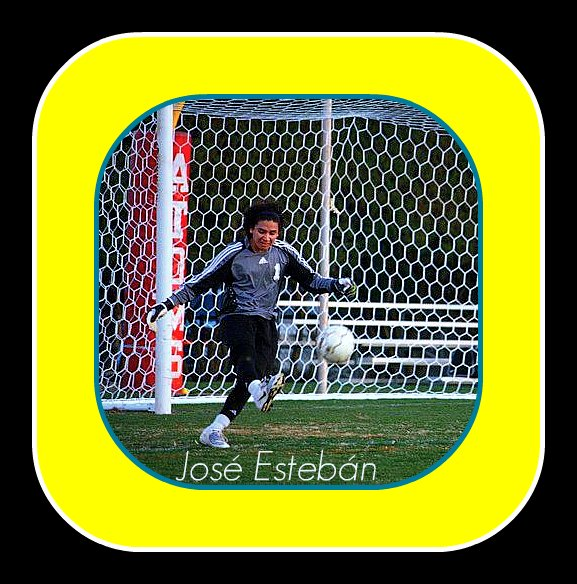 Jose Esteban goalie