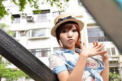 辛咩咩56 (袋熊) Tags: hot cute sexy beauty taiwan taipei 台北 可愛 外拍 性感 公民會館 時裝 數位遊戲王 辛咩咩