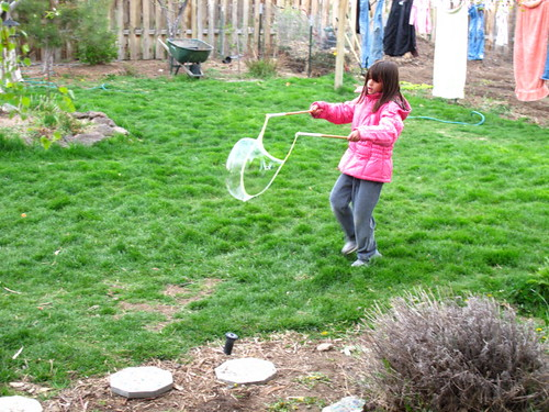 The Giant Bubble master