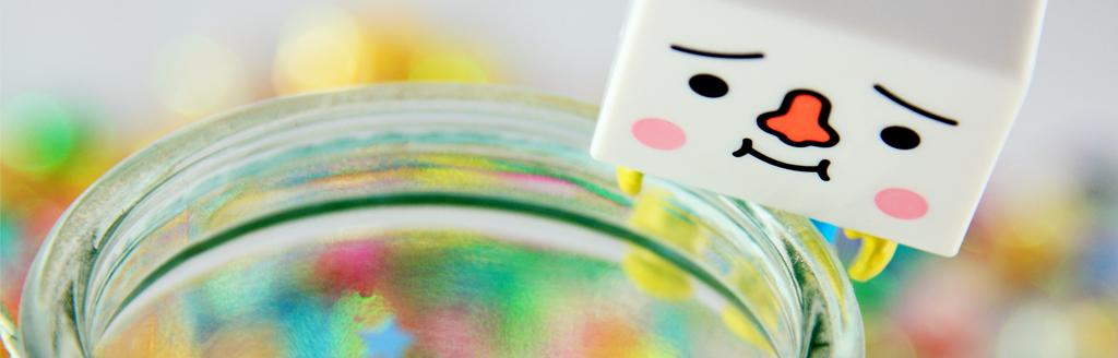 豆腐仔日記 - 幸運星