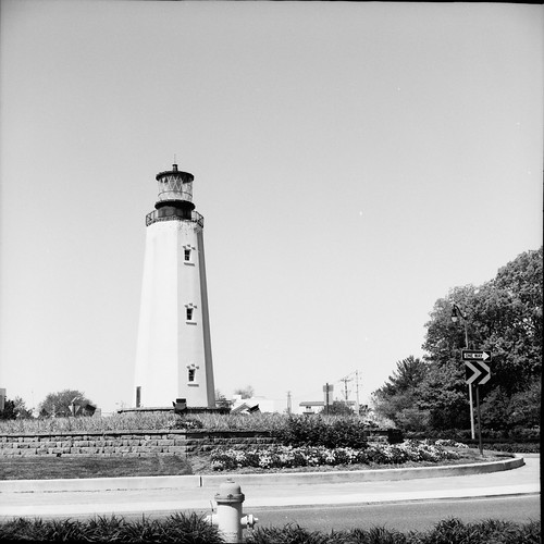 Rehoboth Beach Roundabout Lighthouse