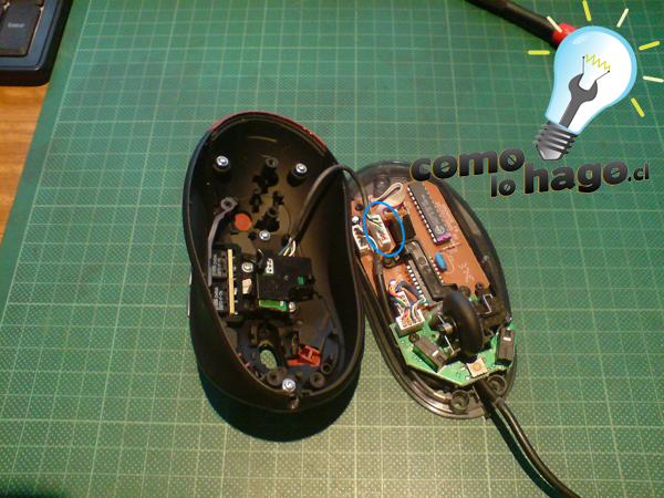 Cómo hacer la limpieza de tu mouse