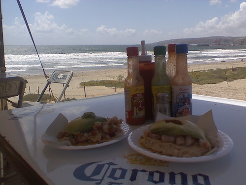 Ceviches de Camaron from Los Primos #fb