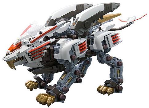 N°093 - Zoids Blade Liger White Version 4635165046_2150a90185