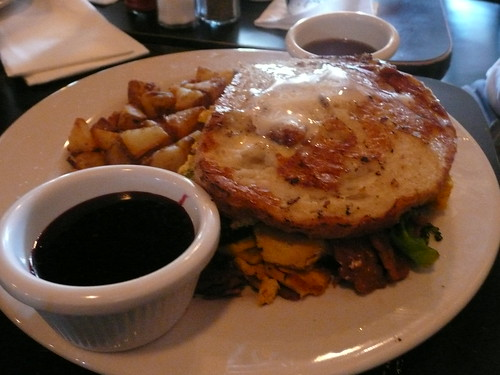 Stella's Grand Rapids-Refuse/Resist (Vegan French Toast Sandwich)