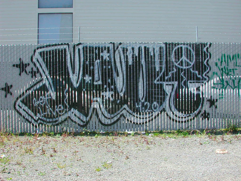 JAUT, JAUT CARES, Graffiti, Street Art, San Francisco