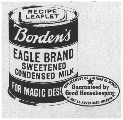eagle condensed milk