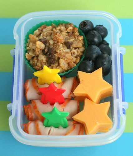 itty bitty bento blue