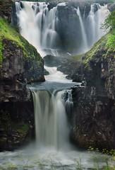 HaWaWe Falls (Darrell Wyatt) Tags: water waterfalls