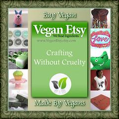 Vegan Etsy